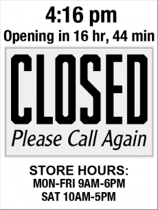 Business Hours for Texas%20Dollar%20Pawn