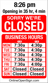 Business Hours for Alief%20ISD