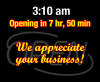 Business Hours for Track%2021%20Indoor%20Karting