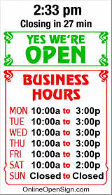 Business Hours for Corner%20Cafe%20and%20More