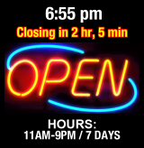 Business Hours for gidty