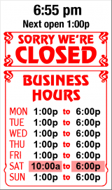 Business Hours for Ozark%20Valley%20Christmas%20Tree%20Farm
