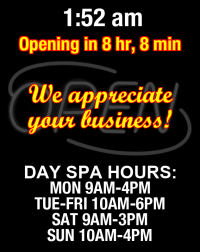 Business Hours for Aluna%20Skincare%20and%20Massage