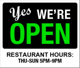 Business Hours for Fish%20Bowl%20at%20Millwood