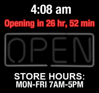 Business Hours for Metalic%20Safety