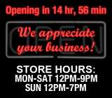 Business Hours for Aquatic%20Supply