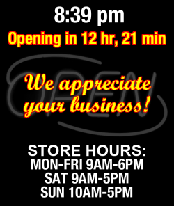 Water Ski World Spring Summer Hours