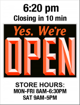 Business Hours for Blue%20Box%20Bakery