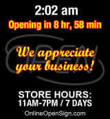 Business Hours for Eddie%27s%20Ink