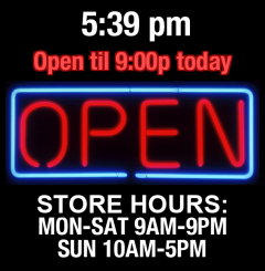 Business Hours for Midstate%20Gun%20Company