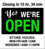 Business Hours for 24-HR%20Bait%20%26%20Tackle