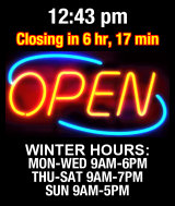Business Hours for Seaport%20Fish
