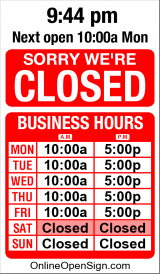 Business Hours for Breaking%20The%20Links%20Ministry