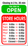 Business Hours for Johnson%20City%20Scout%20Shop