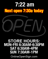 Business Hours for Hooper%20Centre%20NEWSAGENT
