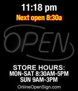 Business Hours for MadHouse%20Discounters%20Toowoomba
