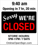 Business Hours for Masterchef%20Luton