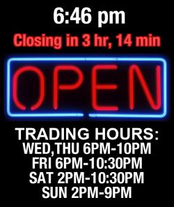 Business Hours for Memphis%20Restaurant