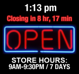Business Hours for A-Spa