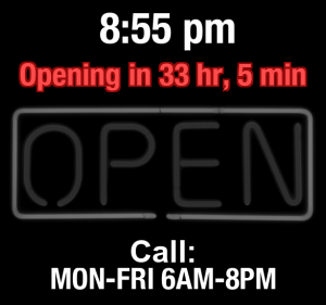 Business Hours for PhamilyPCtk