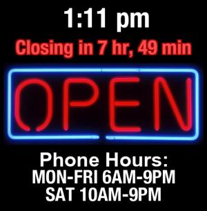 Business Hours for PhamilyPC