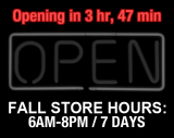 Business Hours for TIGHT%20LINES%20BAIT%20%26%20TACKLE
